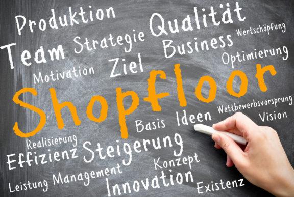 Wichtigsten Fakten über Shopfloor-Management